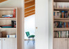 ECLISSE pocket doors are ideal for saving space in a loft-conversion.