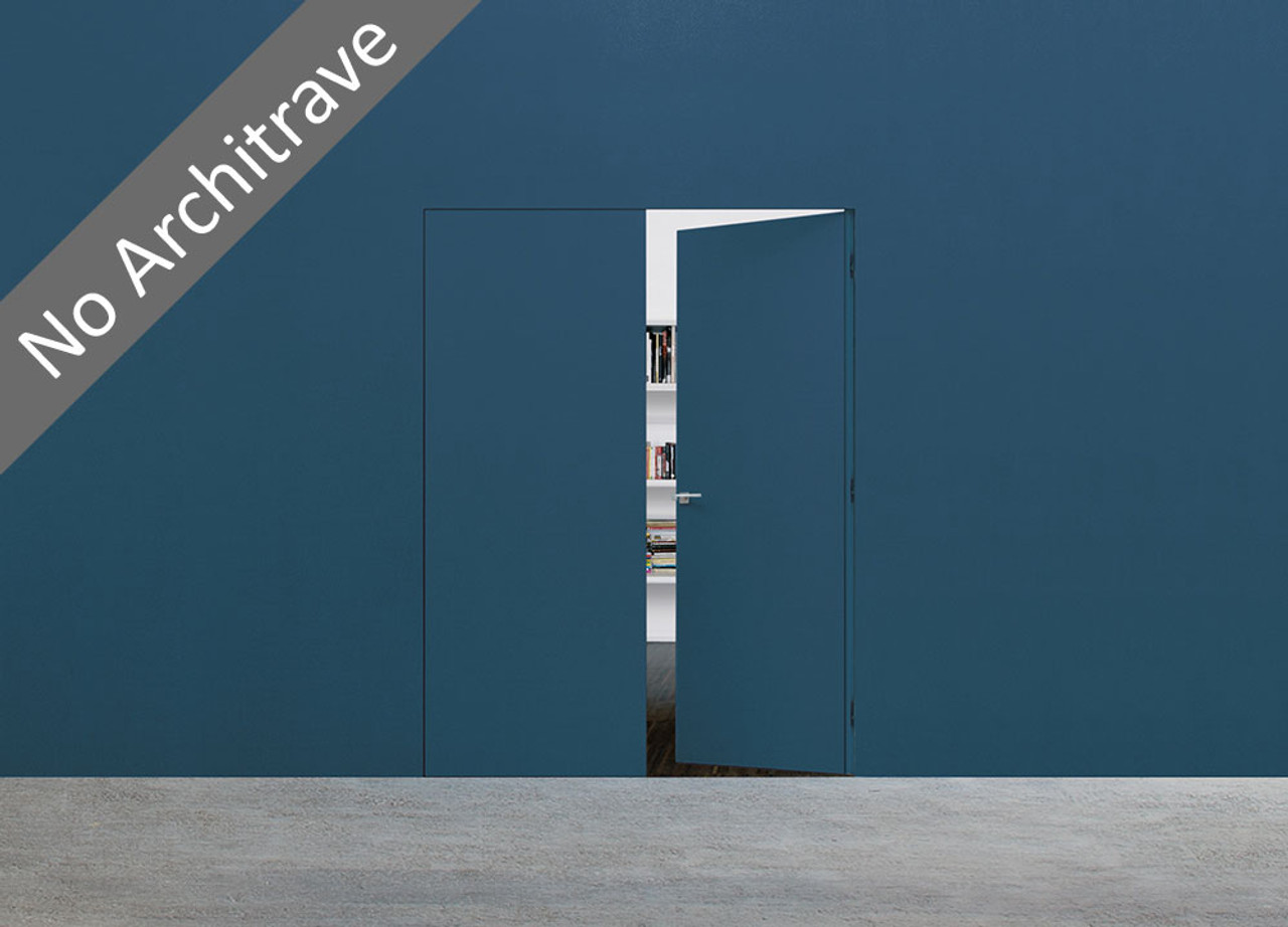 Eclisse Syntesis® Flush Hinged Door Systems- Single