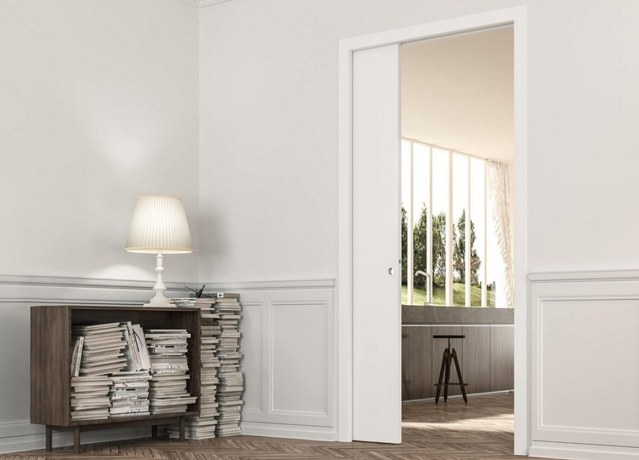 Eclisse single pocket door kit - Easy fit, FREE & fast delivery on