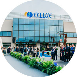 ​ECLISSE Celebrates its 30th Anniversary of Producing Pocket Door Systems by Opening New State-of-the-Art Manufacturing Facility