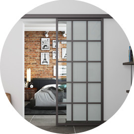 New Product Launch - Crittall Style Sliding Door
