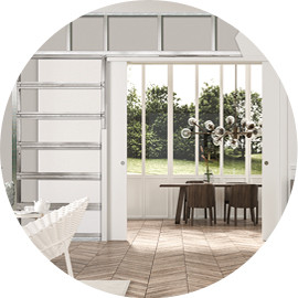 Let Us Inspire You: Create Multi-functional Spaces with ECLISSE Pocket Doors