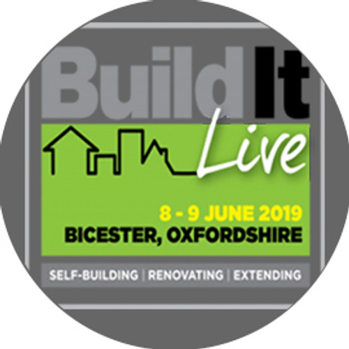 Come and see us at Build It Live Show Bicester 2019!