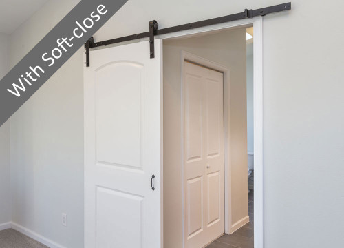 Barolo Barn Door Sliding Door Gear - with soft close
