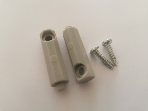 ECLISSE Floor Guide Pegs and screws