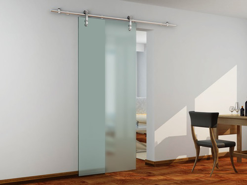 VETROGLIDE CLASSIC WALL MOUNTED SLIDING GLASS DOOR SYSTEM