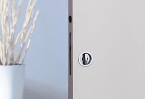 Eclisse Sliding Door Bathroom Lock