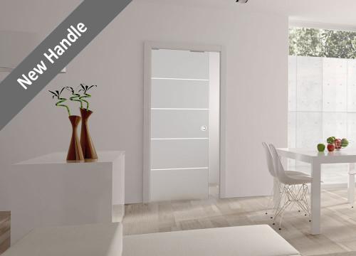 Glass Door Systems   Classic 8mm Glass Pocket Door   Eclisse UK