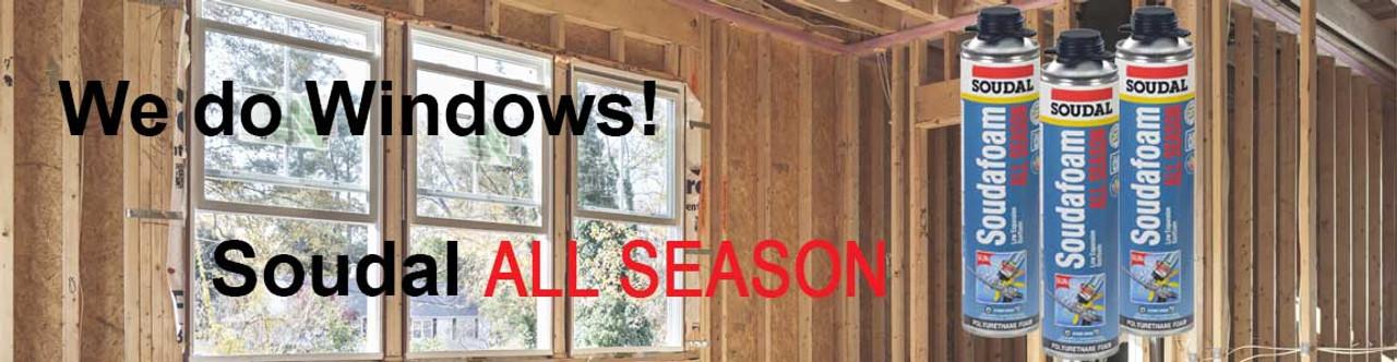 Soudal Pro Foam All Season