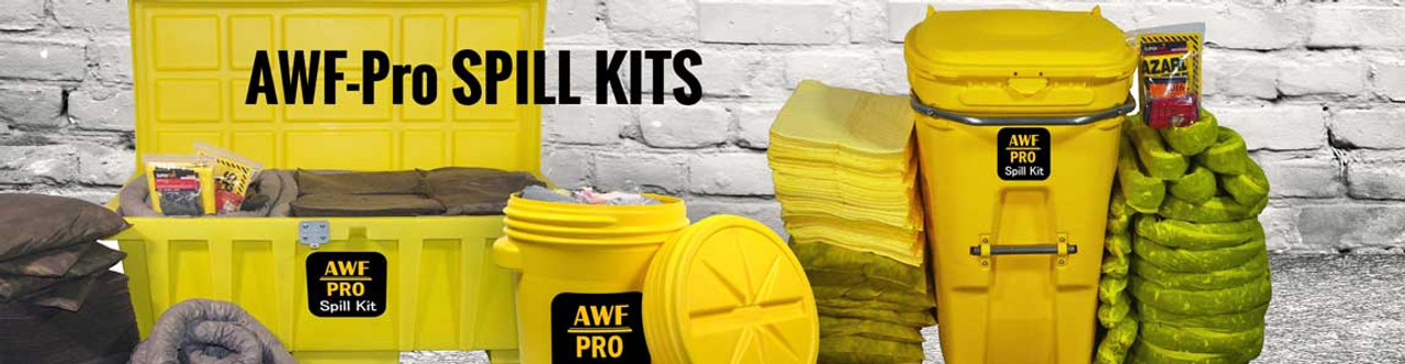 Spill Kits for that Oh No moment.