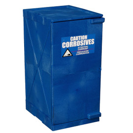 12 Gal. Quik-Assembly Poly Acid & Corrosive Cabinet