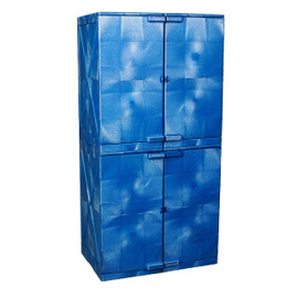 48 Gal. Quik-Assembly Poly Acid & Corrosive Cabinet
