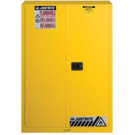 45 Gallon Capacity, Manual Close Doors