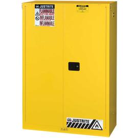 45 Gallon Capacity, Self Close Doors