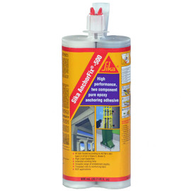 Anchorfix comes in a 600 mL (20 oz) Two Part Cartridge
