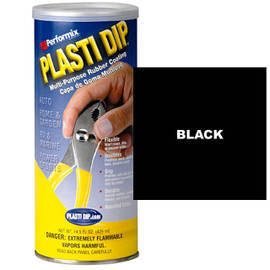 Plasti Dip, 14.5 oz can Black