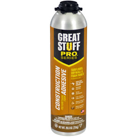 Great Stuff Pro™ Wall & Floor, 26.5oz Pro Can