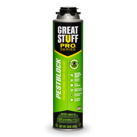 Great Stuff Pro™ Pestblock Foam, 20oz Pro Can
