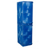 24 Gal. Quik-Assembly Poly Acid & Corrosive Cabinet in Space Saver Vertical configuration