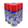 Convenient to use Aerosol Cans, Box of 6 Cans