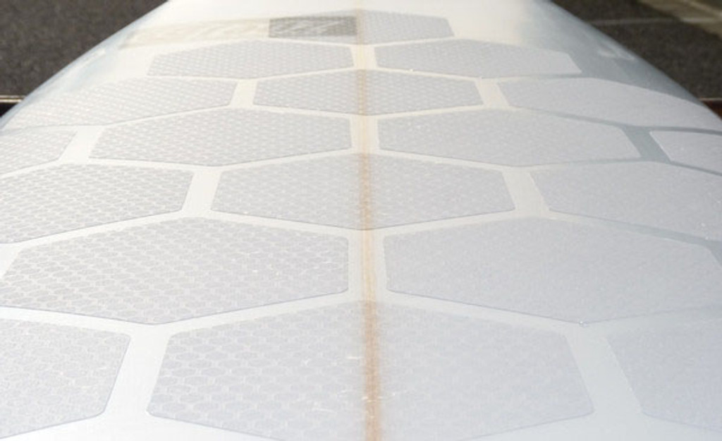 Rail Saver Pro - HexaTraction - Clear Traction Pad/ Dog Pad