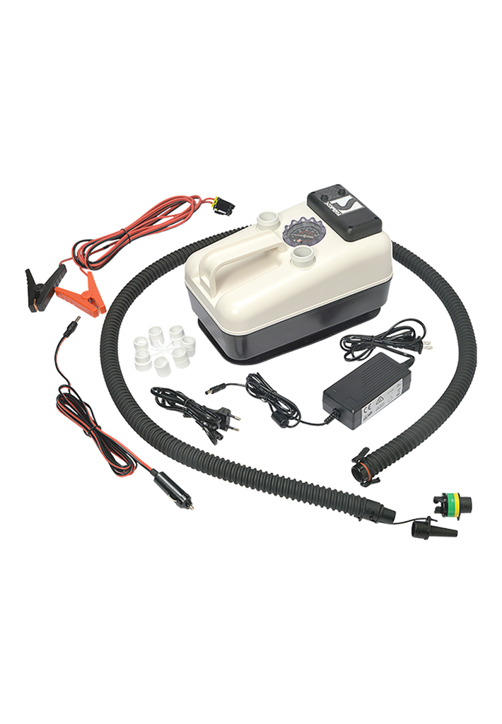 Electric SUP Pump - with integrated battery