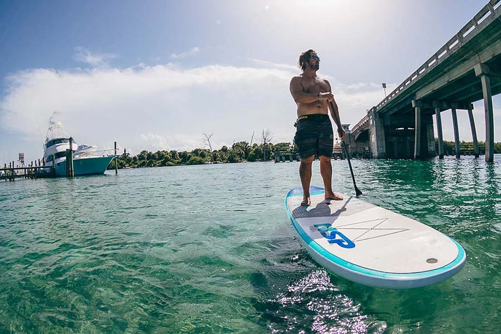 Most stable for paddleboarding