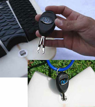 Docks Locks - 10' Coiled Combination Lock Set