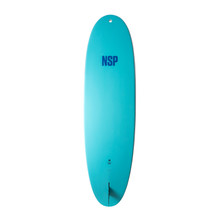 A wide template paddleboard