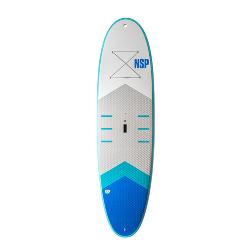 The HIT Cruiser has the most durable paddle boards