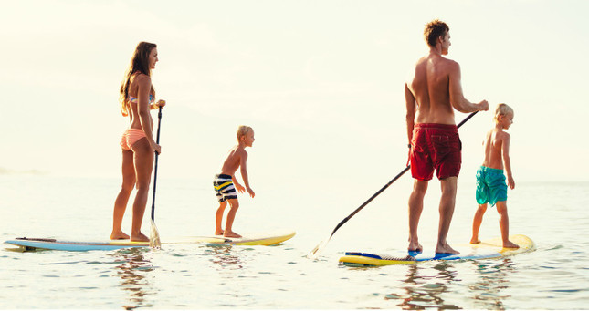 All About Paddle Board Rentals