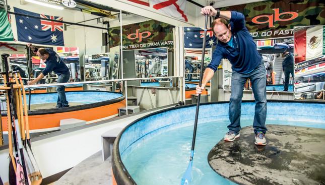 Paddling tips from Pro paddler Jim Terrell