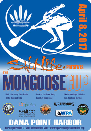 Mongoose Cup Saturday April 8th Dana Point Harbor Baby Beach!