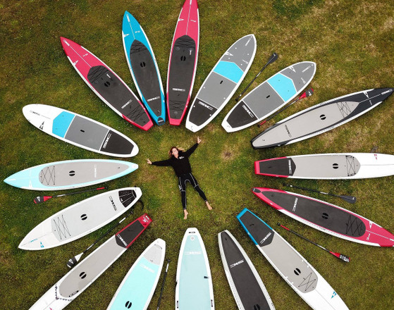 SIC Paddle Board Demo Day Event on Memorial Day Weekend with Paddle Clinic by SIC Brand Ambassadors