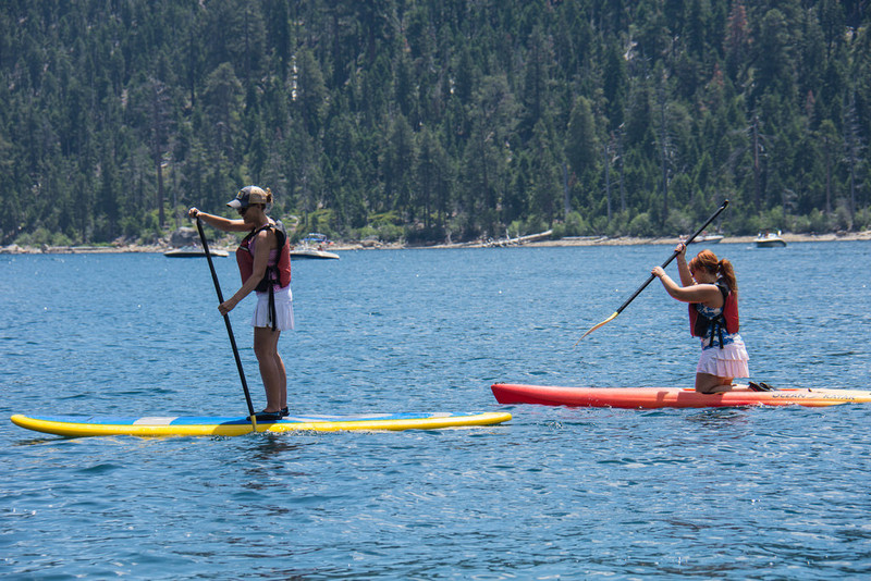 SUP Tips, Safety, and Techniques