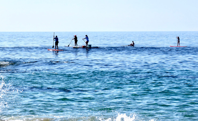 Paddle Board Excursion from Newport to Laguna