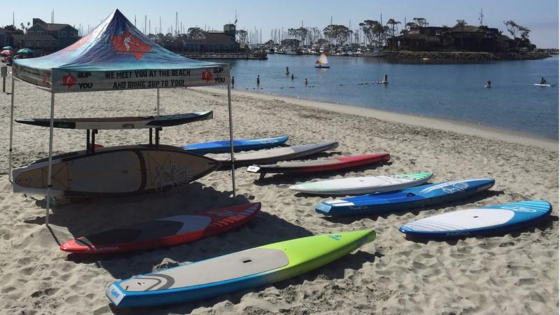 DEMO DAYS are Back at Dana Point Harbor/ Baby Beach!