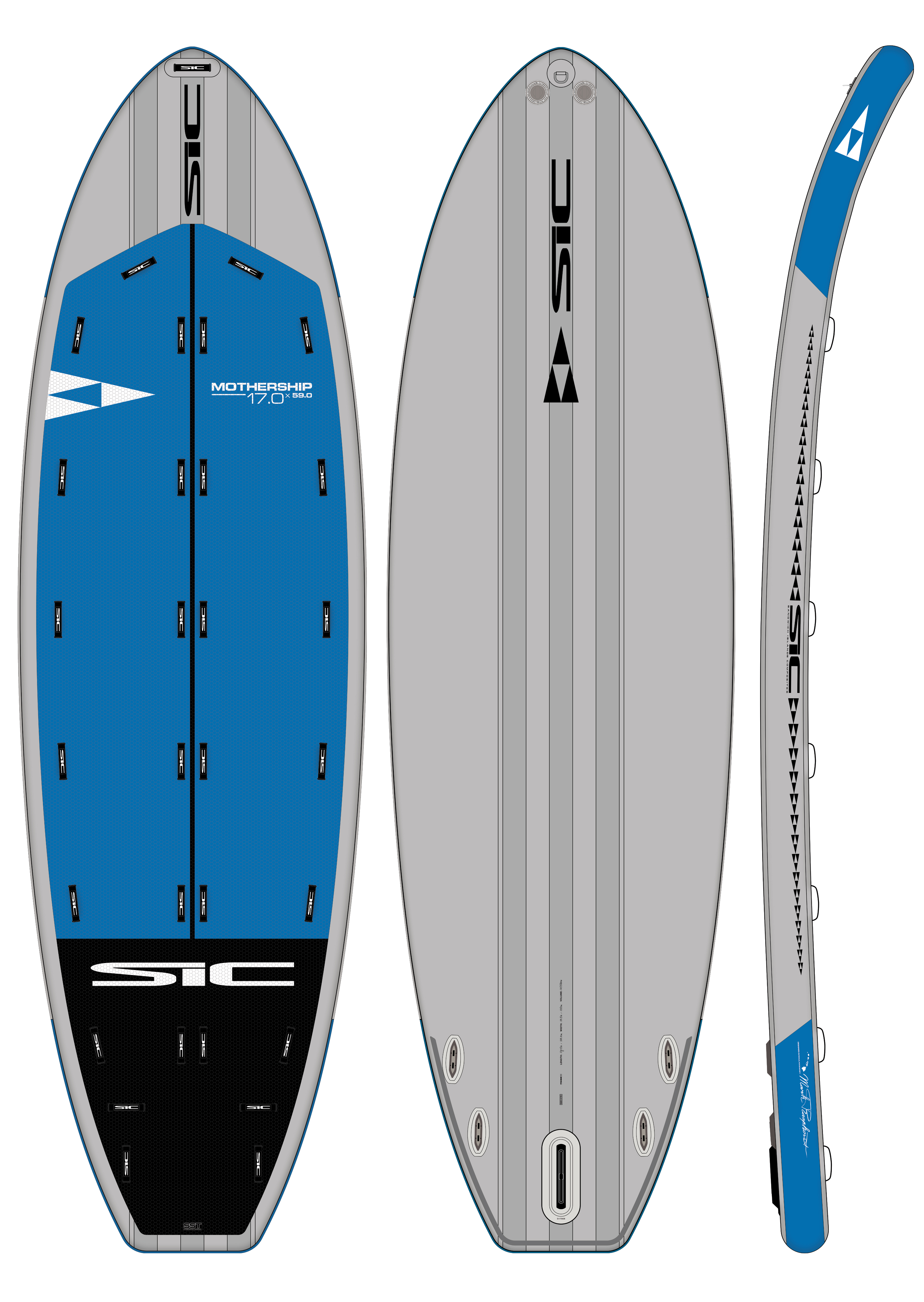 Mothership inflatable SUP rental