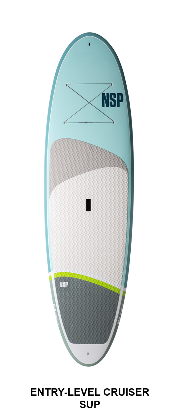Picture of entry-level cruiser NSP SUP