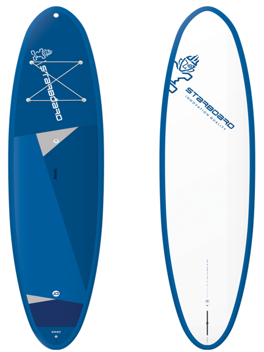 Starboard go cruiser paddle boards