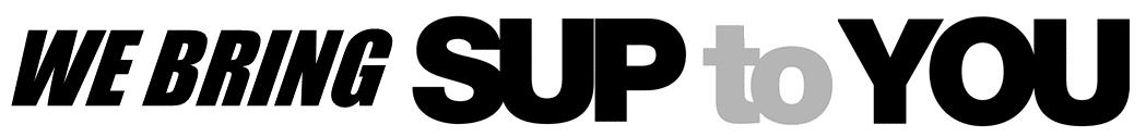 We bring SUP to You logo