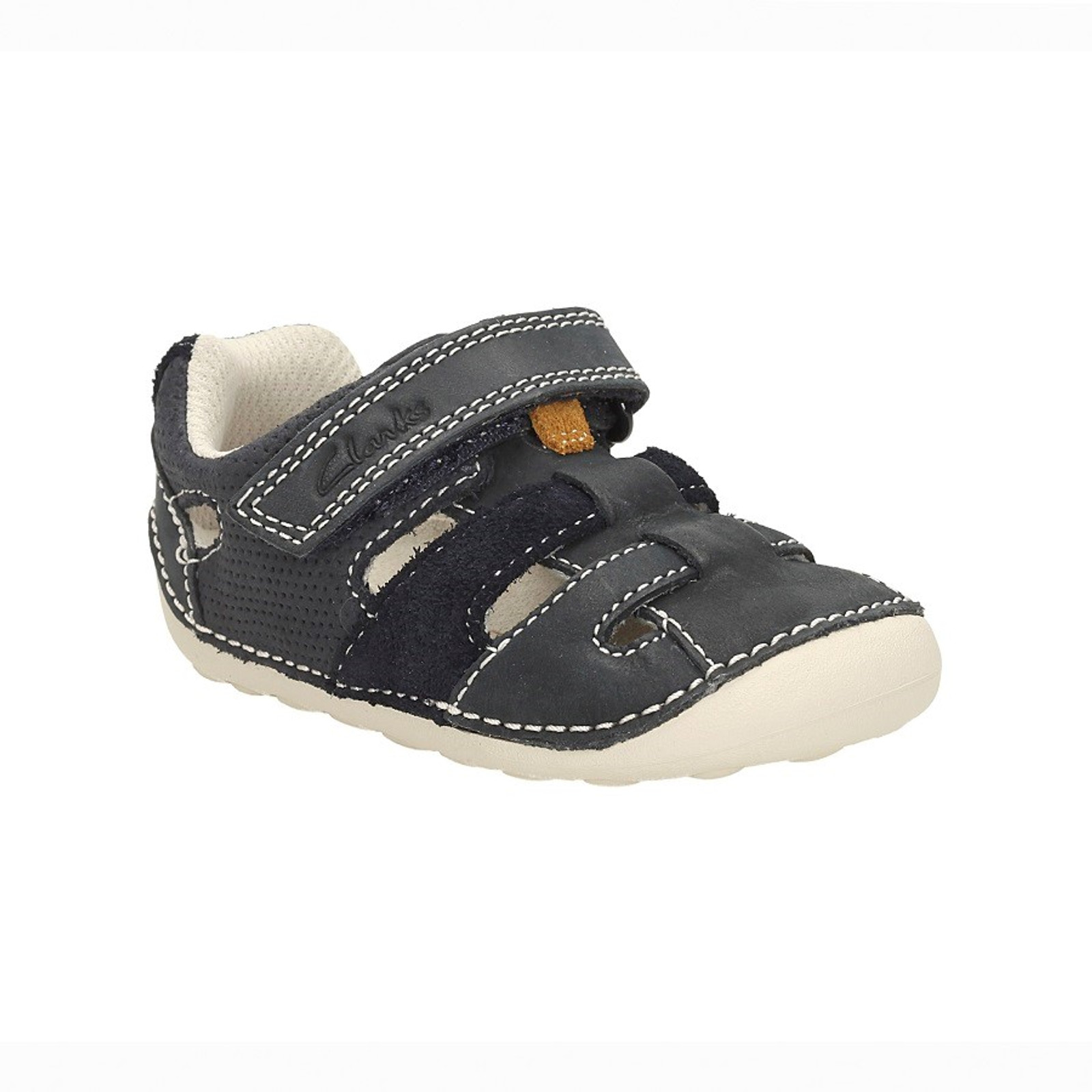 Tiny Artie Boys Clarks Closed Toe First Sandals