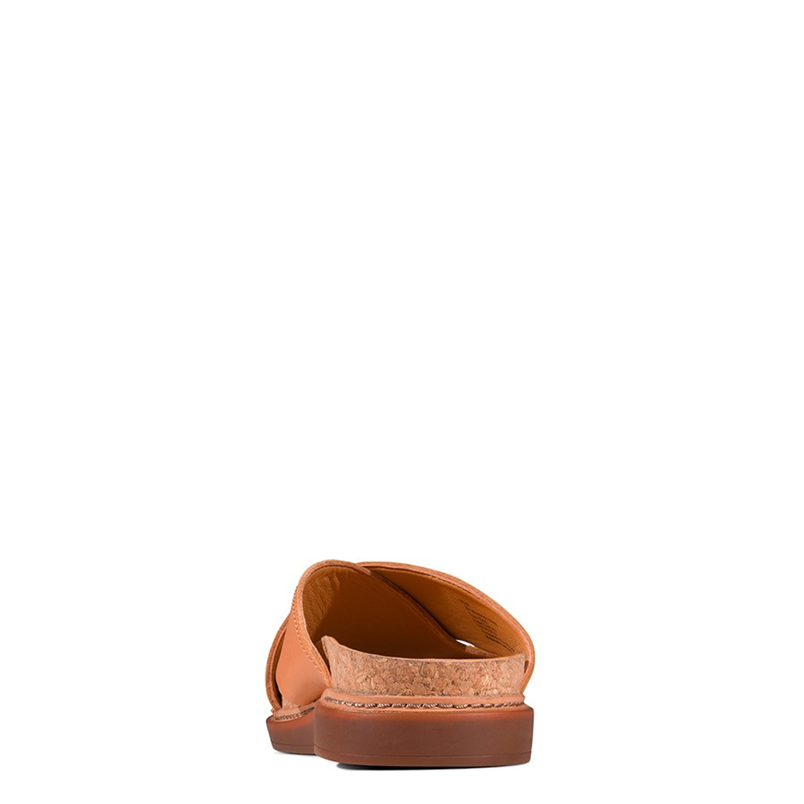 Clarks Womens TRACE DRIFT Light Tan Leather