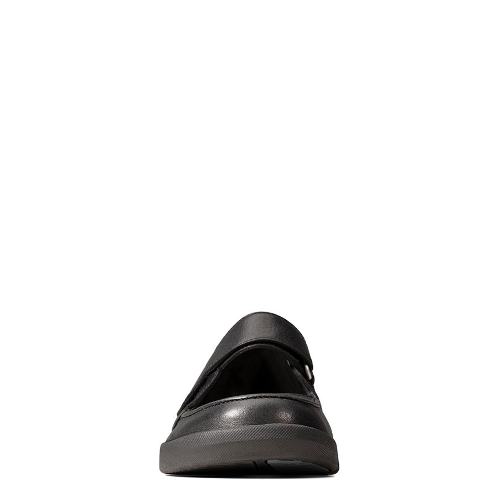 Clarks Womens TRI JASMINE Black Leather
