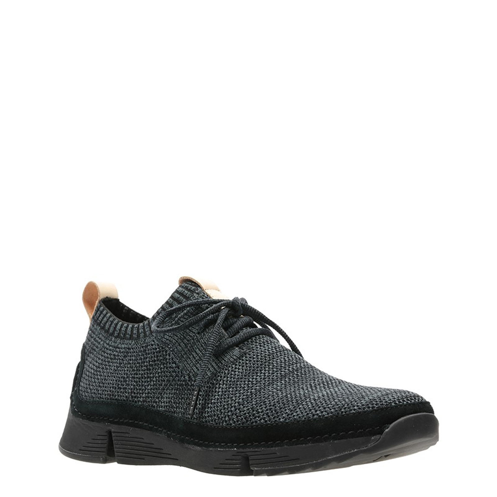 Clarks Mens TRI NATIVE Black