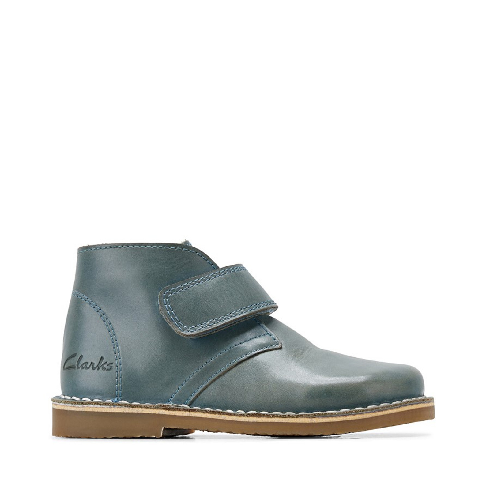 Clarks Boys VANCE Hunter Green