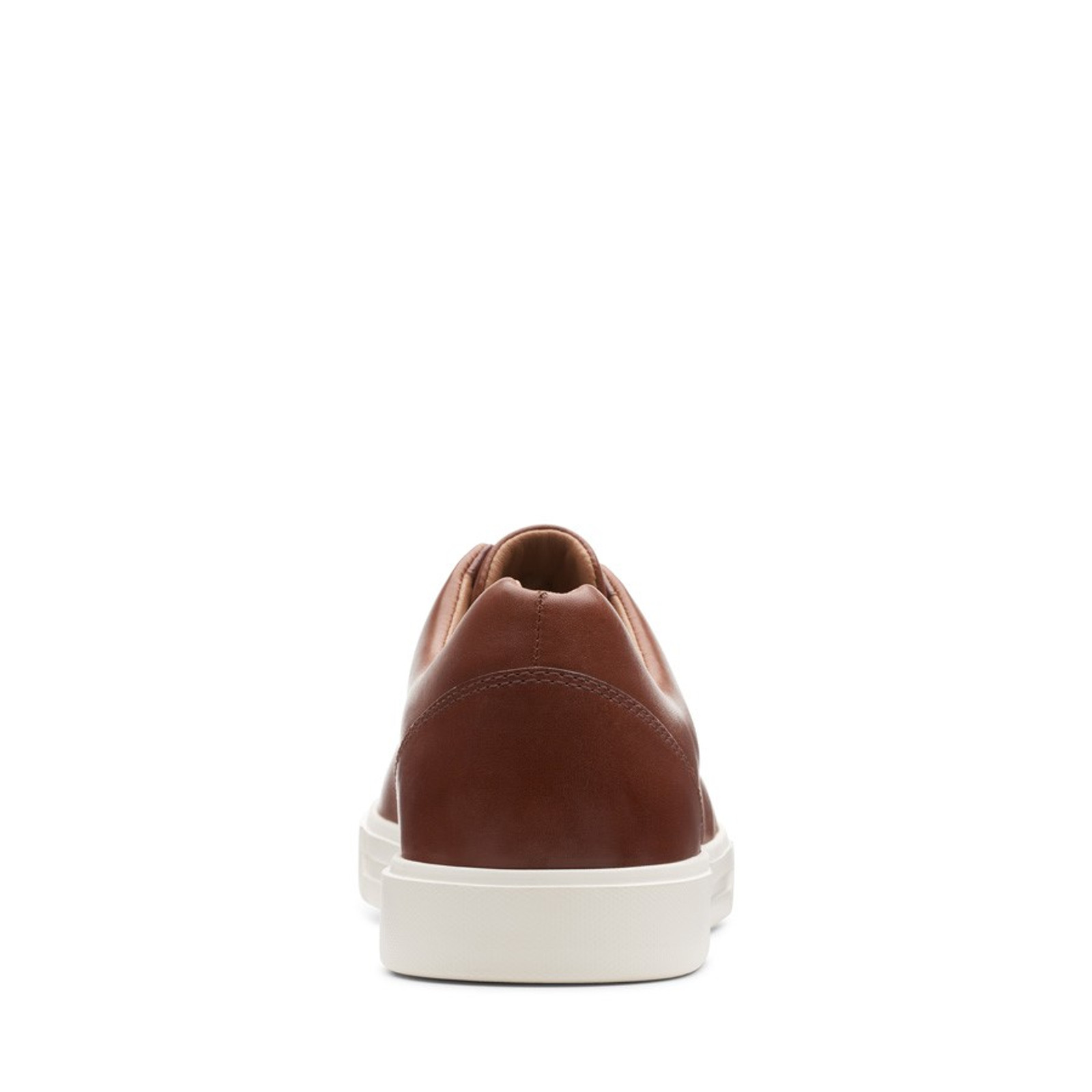 Clarks Mens UN COSTA LACE British Tan Leather
