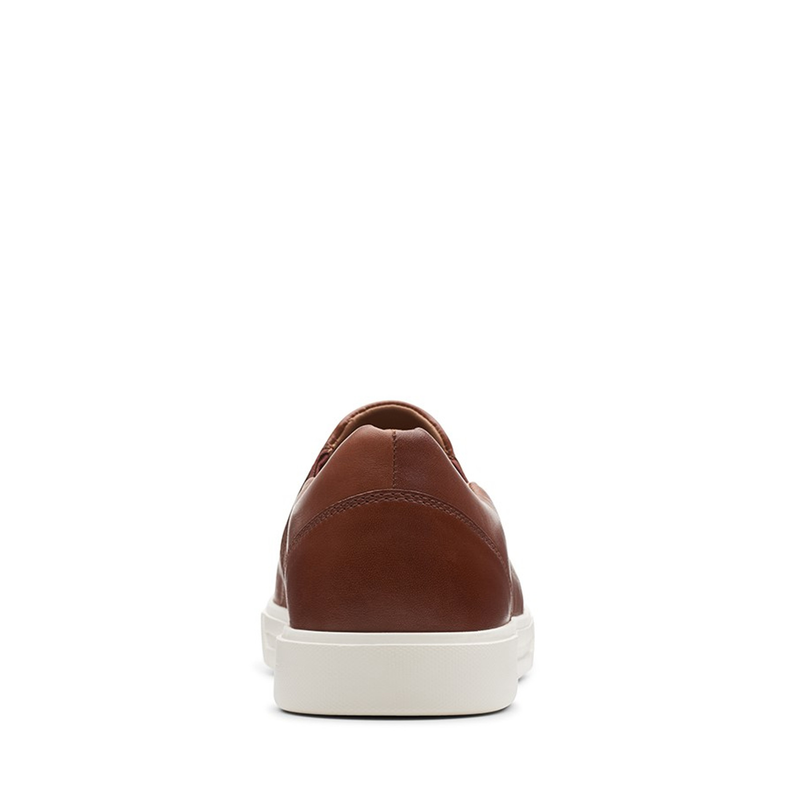 Clarks Mens UN COSTA STEP British Tan Leather