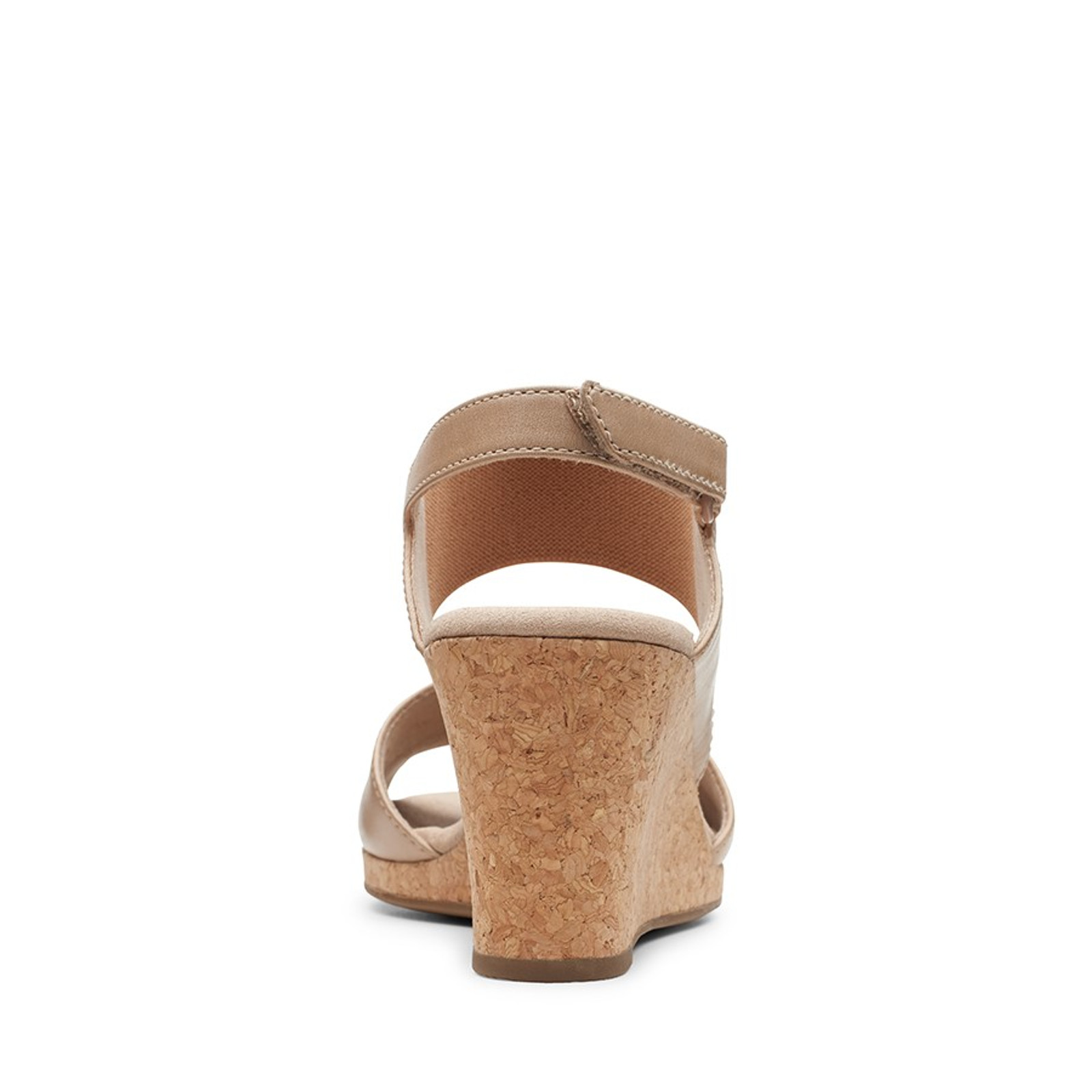 Clarks Womens LAFLEY LILY Sand Leather