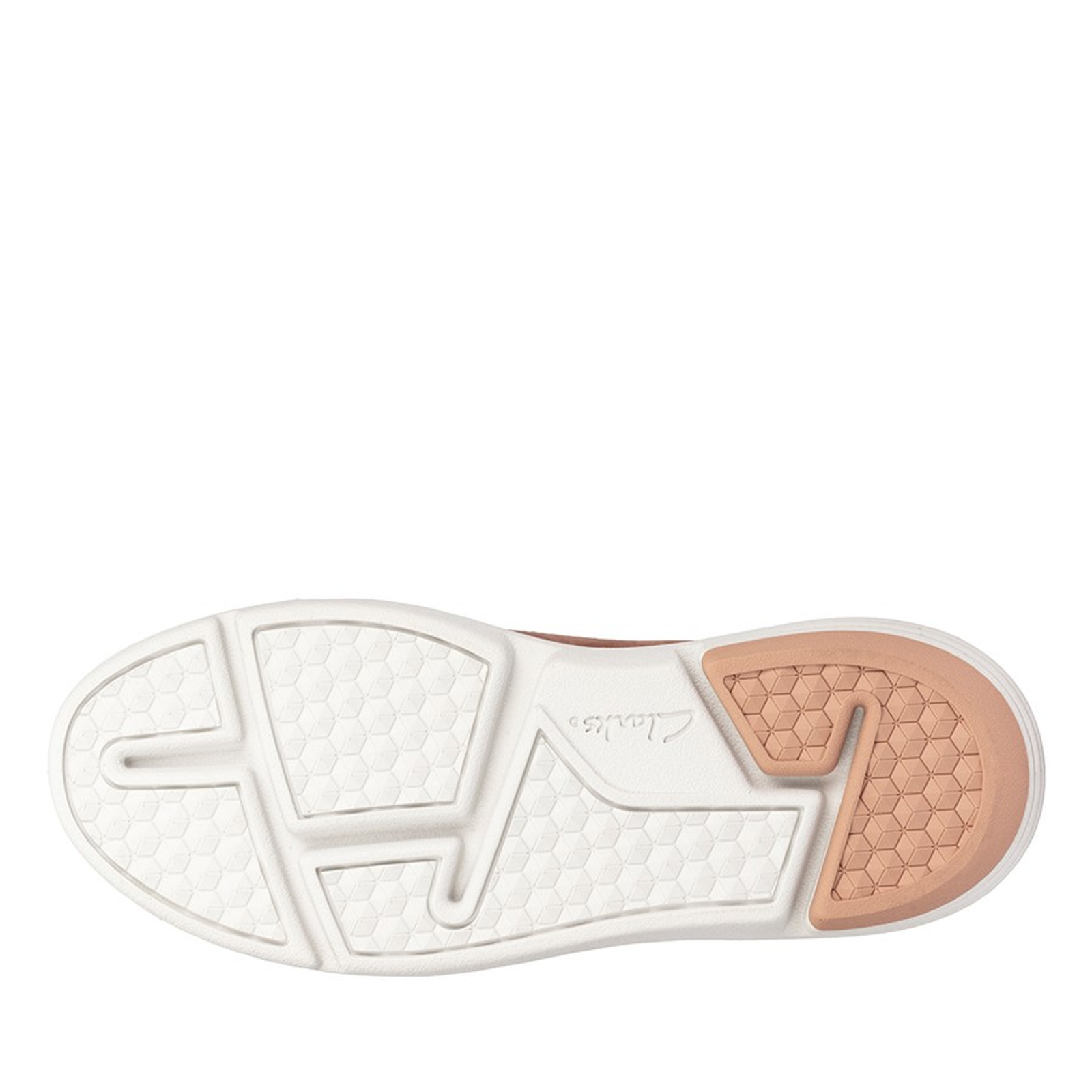 Clarks Womens TRI FLASH LACE Rose